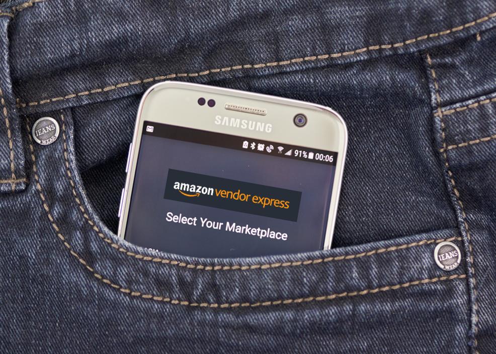 Vendor Express: как стать поставщиком для Amazon?